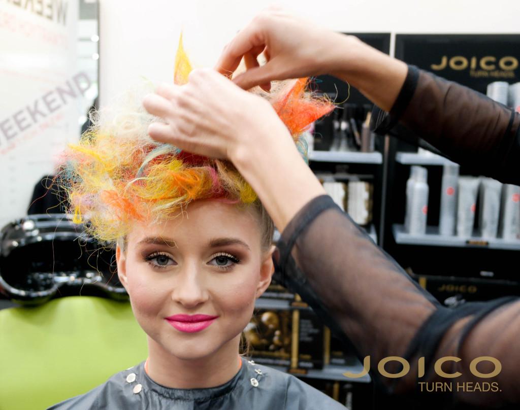 Joico Na Targach Hair Forum Blog Joico