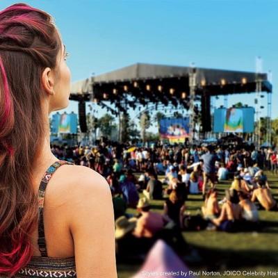 Kolorowy sezon festiwalowy