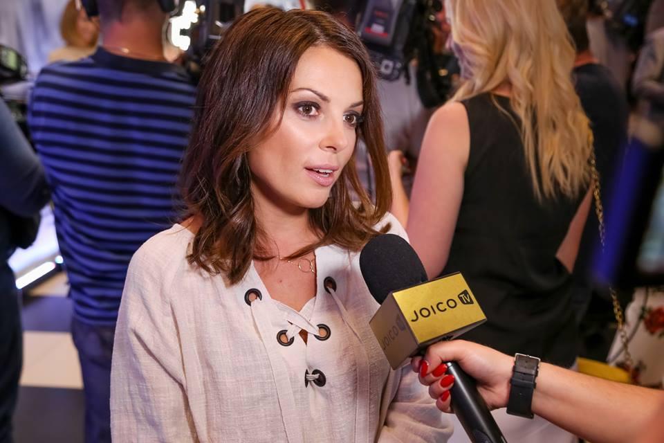 Katarzyna Glinka JOICO TV pokaz paprocki&brzozowski