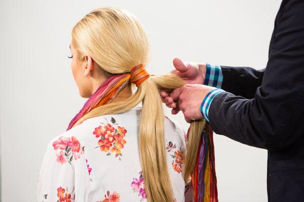 Jak chronić włosy latem