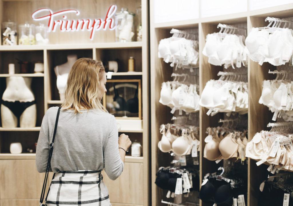 Zakupy w TRIUMPH