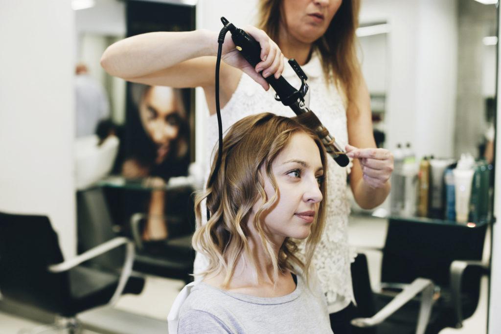 Stylizacja włosów z JOICO