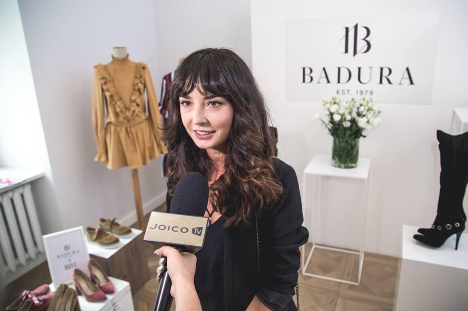 Pokaz marki Badura jesień zima - JOICO TV