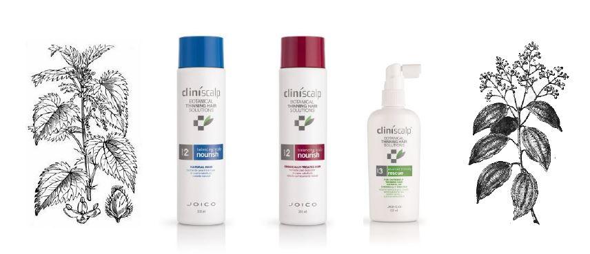 cliniscalp - przeciw wypadaniu włosów