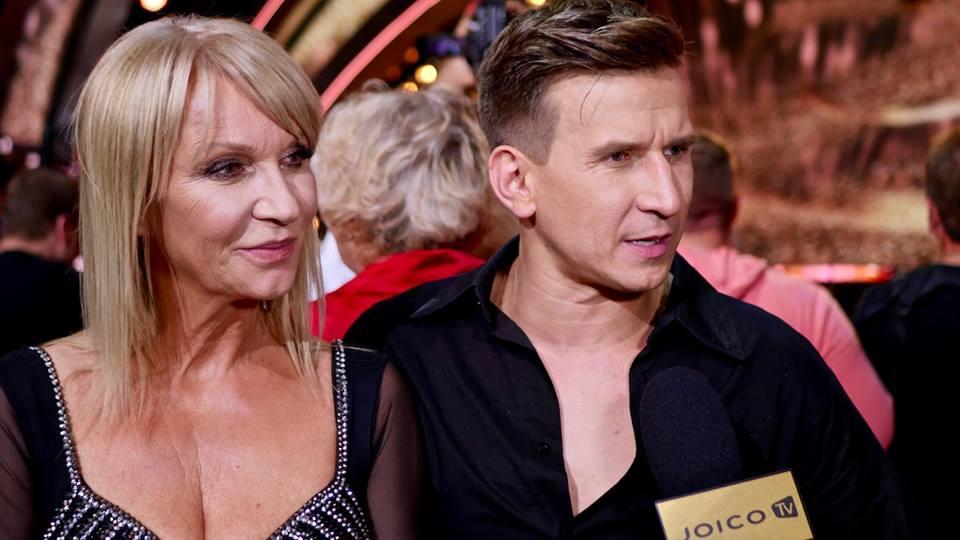 Mariola Bojarska-Feręc i Tomasz Barański - Taniec z Gwiazdami