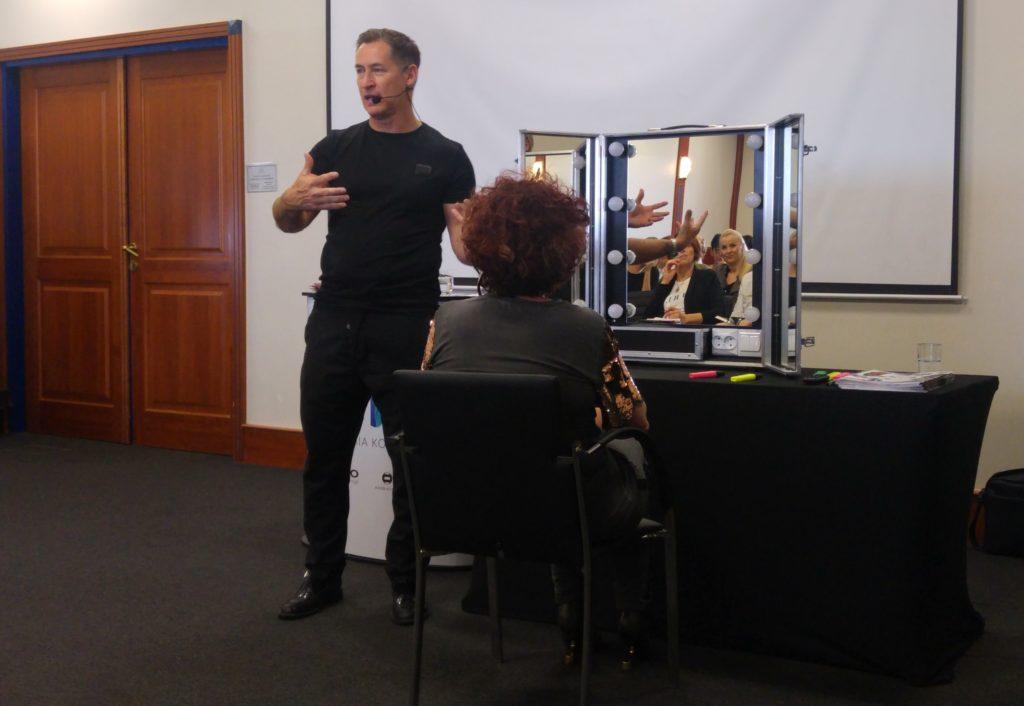 Konferencja JOICO - Ian Davies