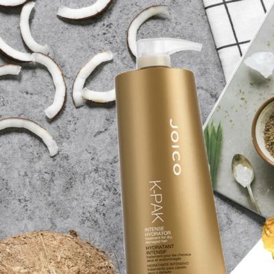 Zabieg Rekonstrukcji Włosów JOICO K-PAK – naturalne składniki