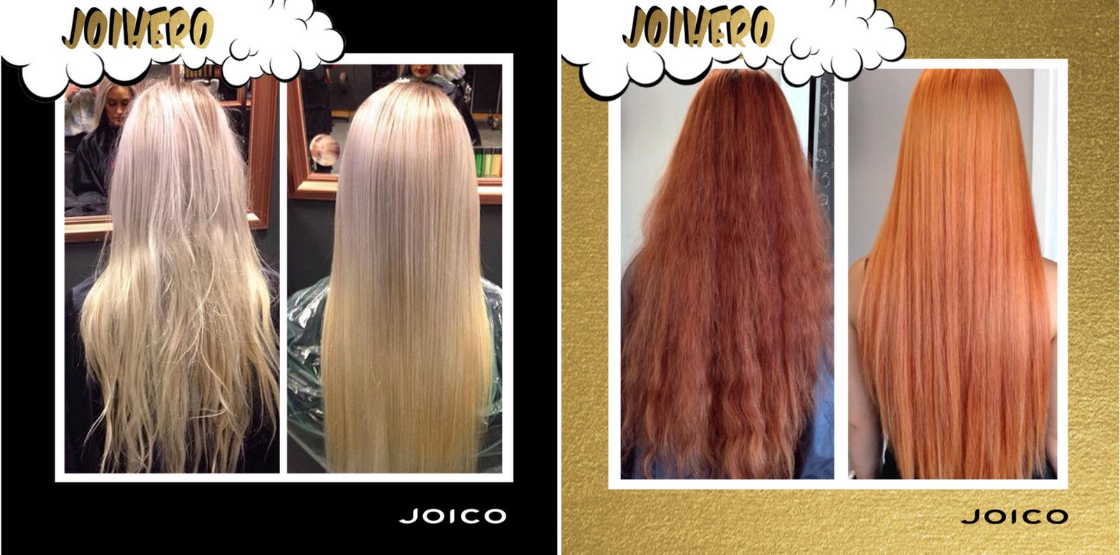 Zabieg Rekonstrukcji Włosów Joico K Pak Gdzie Wykonać Blog Joico