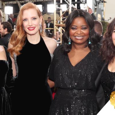 BAFTA 2018 – kreacje i stylizacje gwiazd + fryzura Kate Middleton