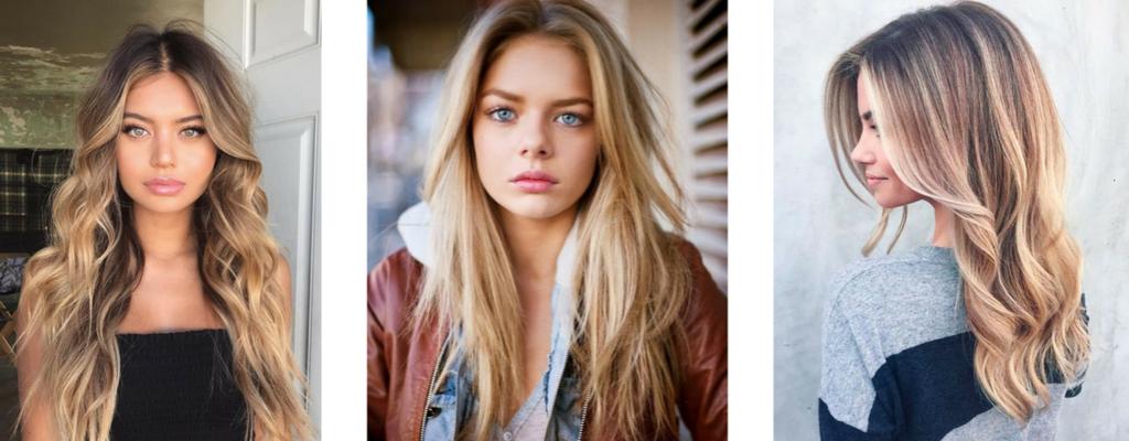 Kremowe blondy według JOICO