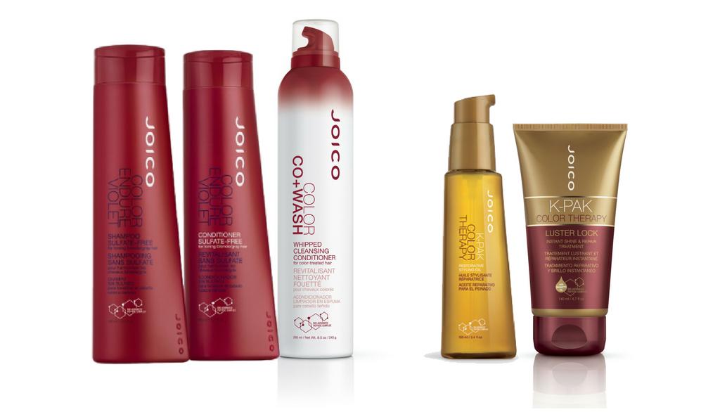 Produkty do pielęgnacji włosów farbowanych