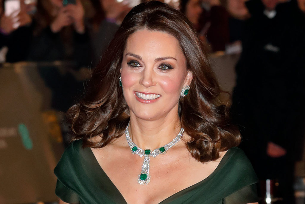 Kate Middleton, Who Magazine