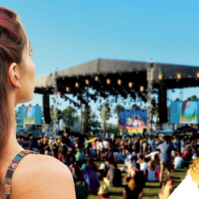 Fryzury festiwalowe – jak zafarbować włosy zgodnie z trendami