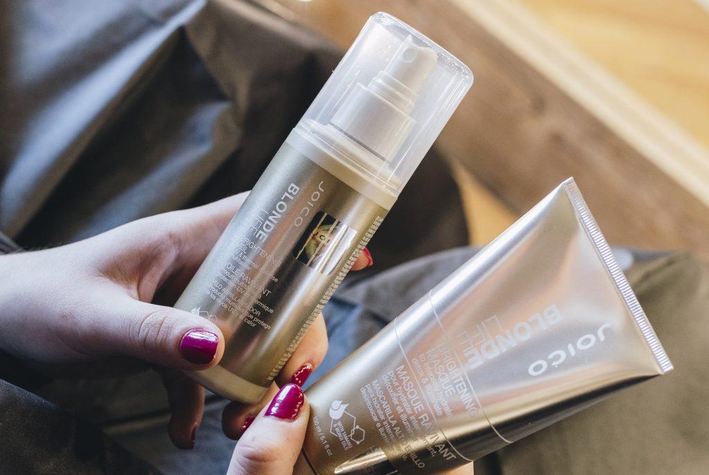 Produkty do pielęgnacji po Keratynowej koloryzacji