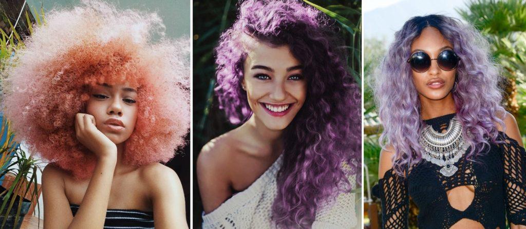 Włosy farbowane - keratynowa koloryzacja JOICO