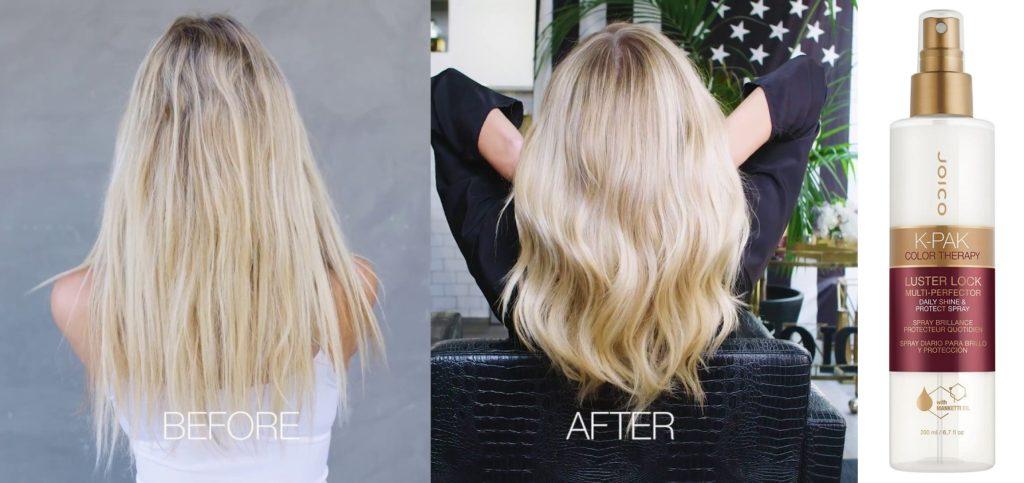 Pielęgnacja włosów blond w domu