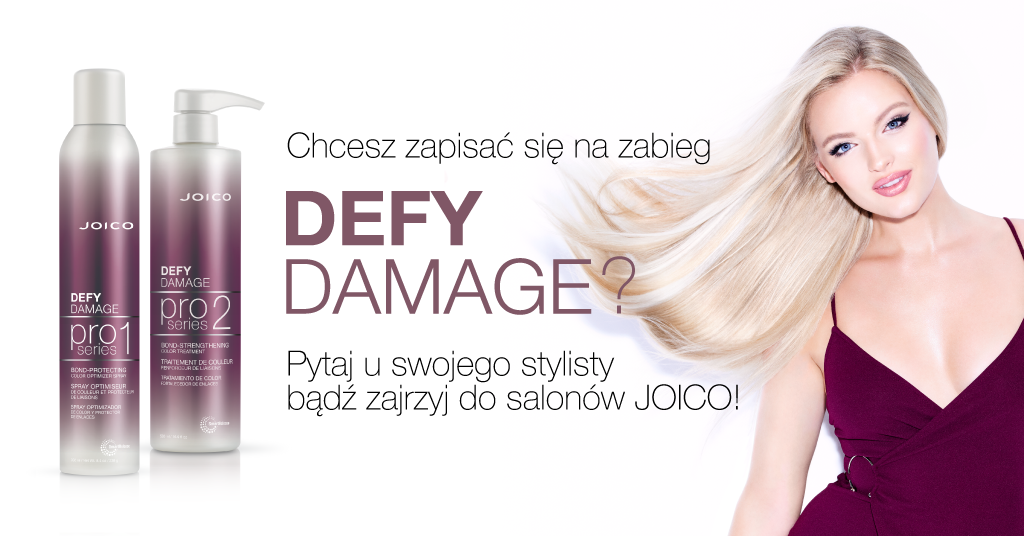 Defy Damage zabieg