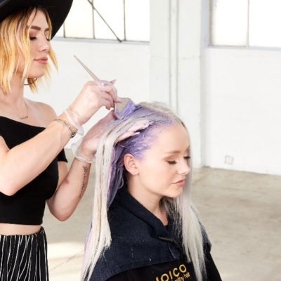Bezpieczna koloryzacja włosów – jak przygotować włosy do farbowania?