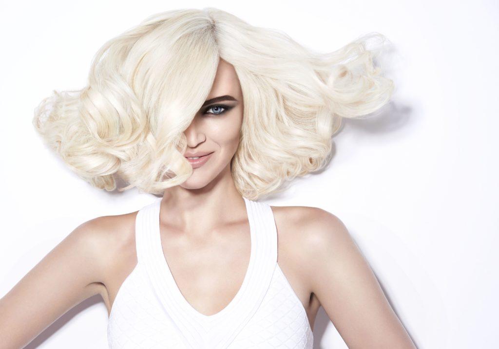 Jak utrwalić blond