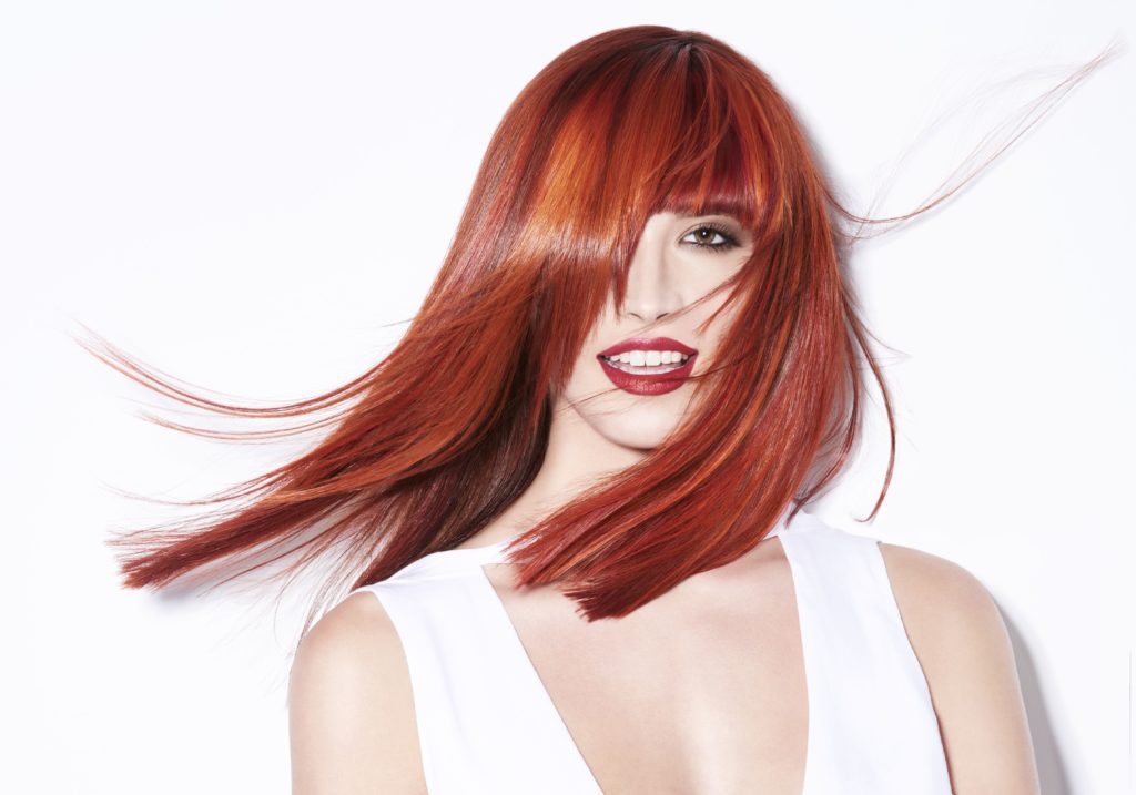Jak utrwalić rudy kolor włosów?