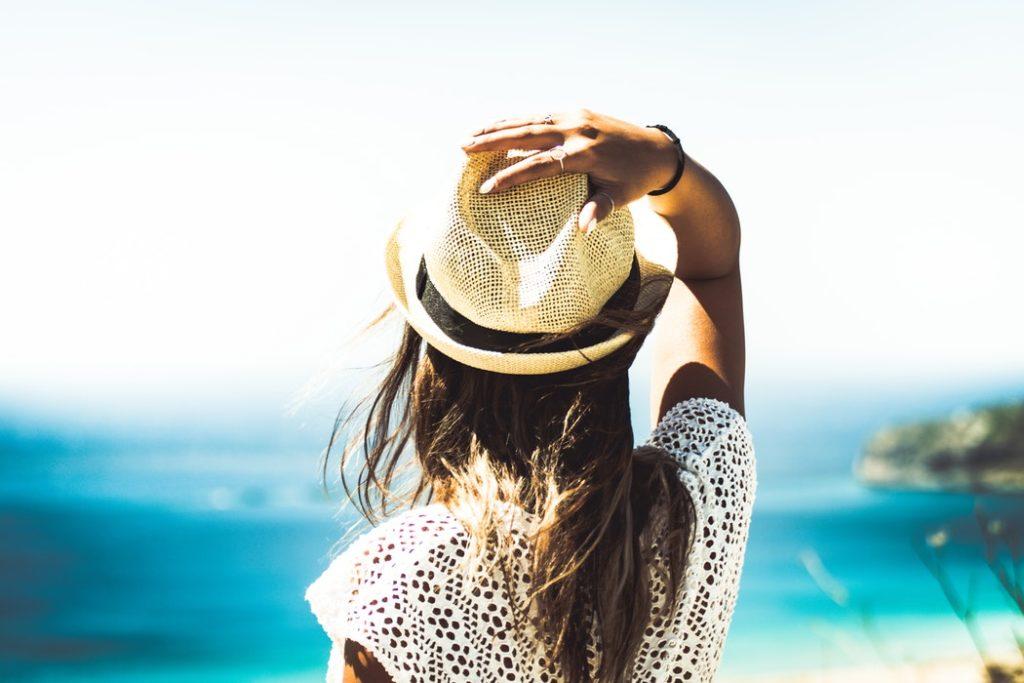 Ochrona przeciwsłoneczna na włosy