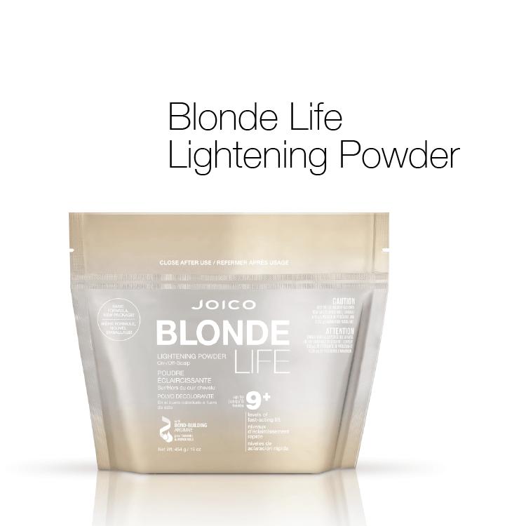 Blond Life Lightening Powder