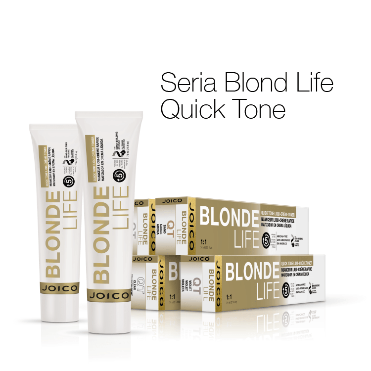 Blond Life Quick Tone