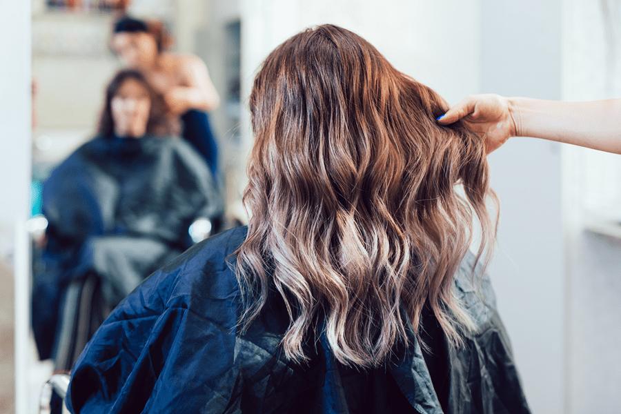 pielęgnacja rozdwojonych włosów
