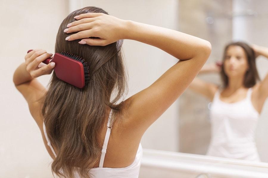 sposób na cienkie włosy